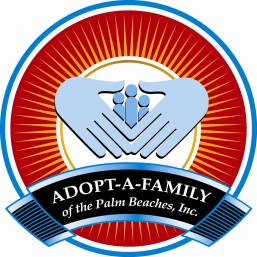 Adopt A Family of the Palm Beaches Logo
