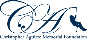 Christopher Aguirre Foundation Logo