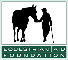Equestrian Aid Foundation Logo