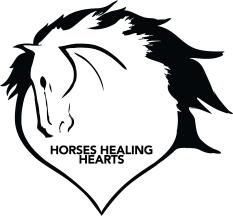 Horses Healing Hearts Logo