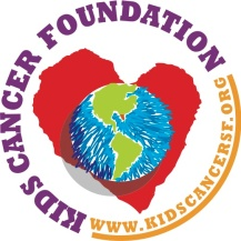 Kids Cancer Foundation Logo