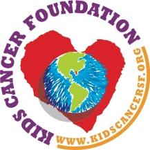 Kids Cancer Foundation Logo