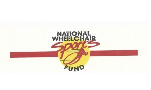 National Wheelchair Sportsfund Logo