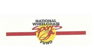 National Wheelchair Sportsfund Logo