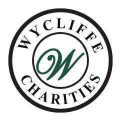 WYCLIFFE CHARITIES LOGO